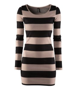 Striped Dress- H&M