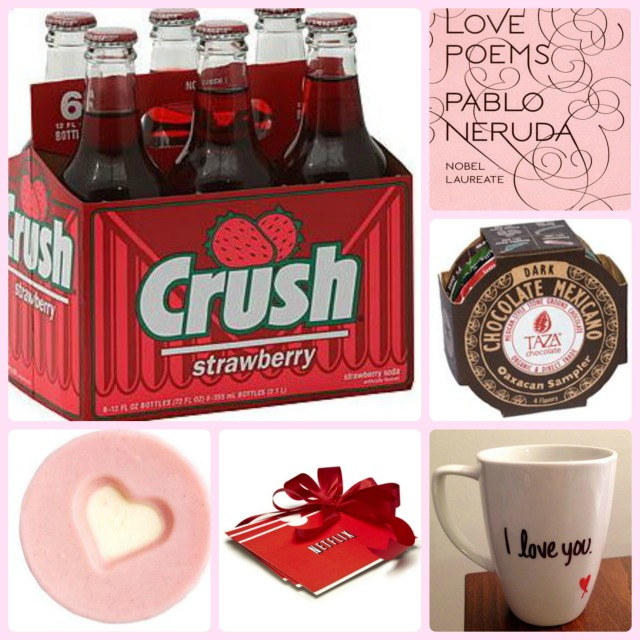 Inexpensive Valentine's Day Gift Guide