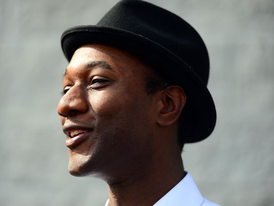 Aloe Blacc is the man