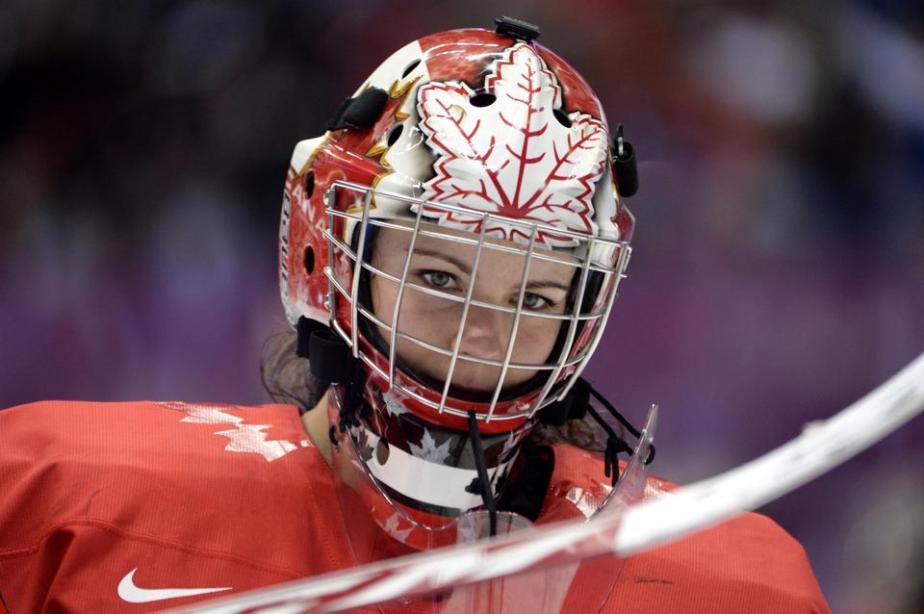 Canadian men's hockey player
