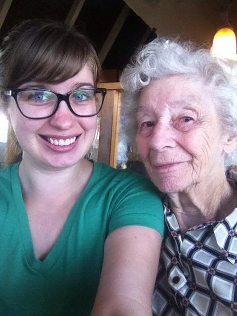 Happy birthday, grandma