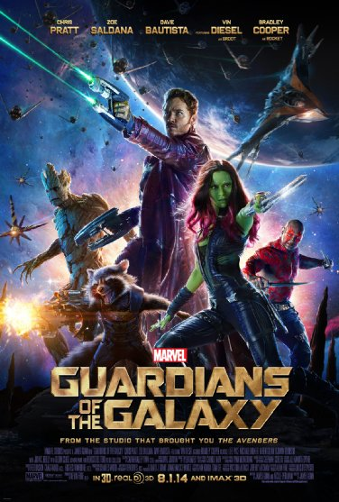 Guardians movie poster