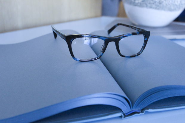 Shopping for new glasses with Warby Parker