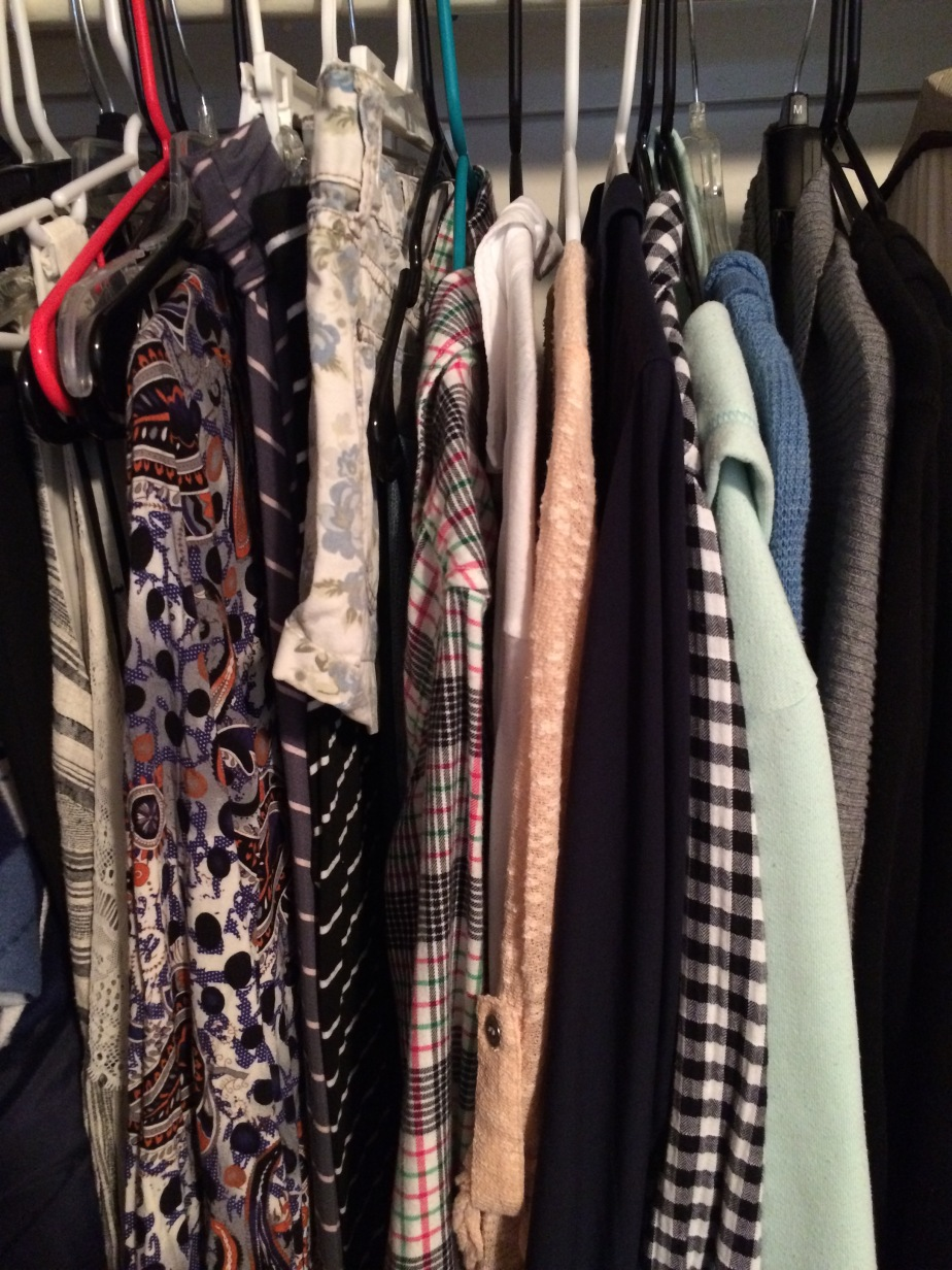 The capsule wardrobe experiment