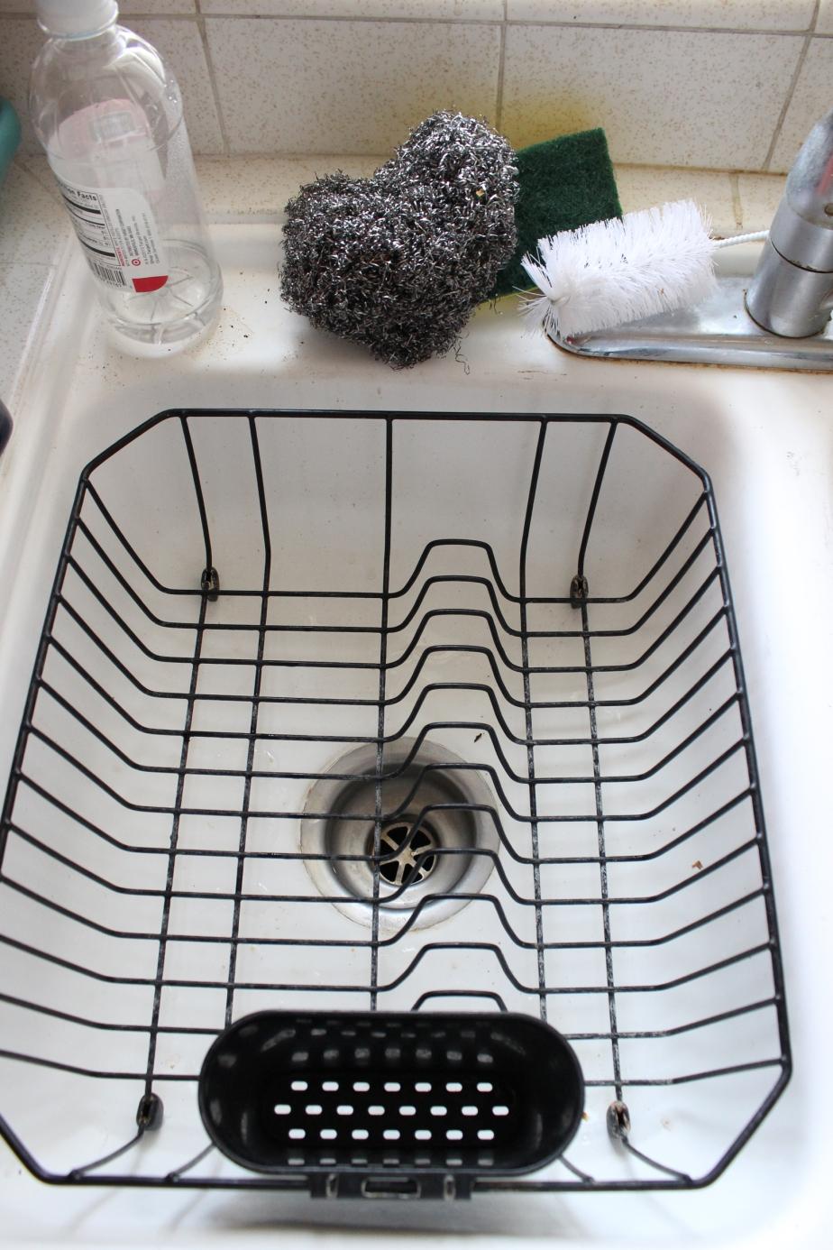 empty-sink