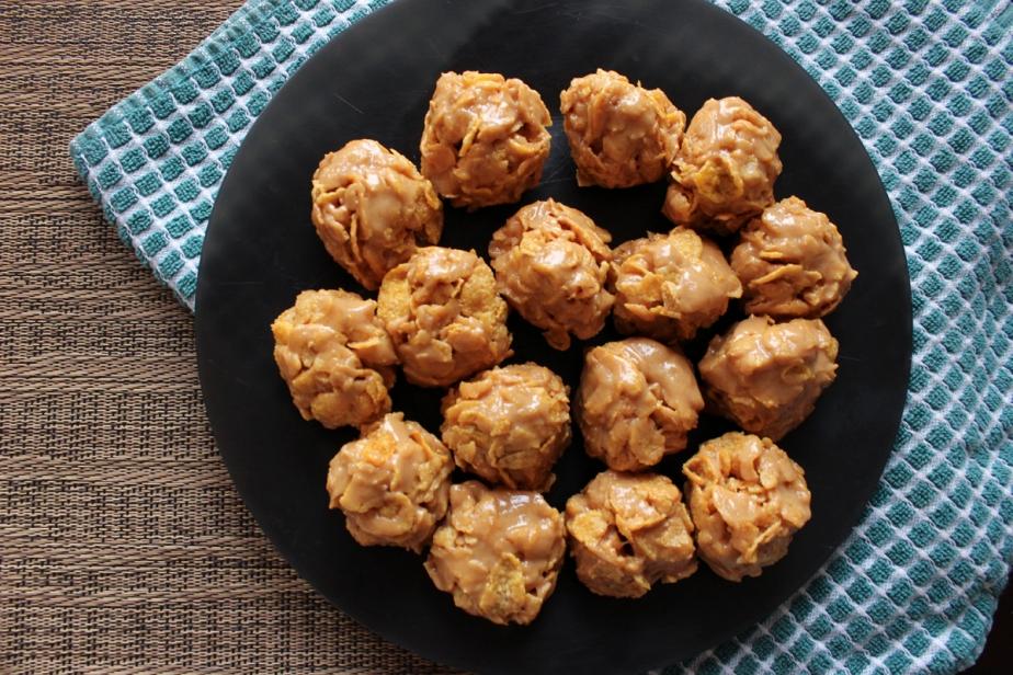 Grandma's recipe: Goldnuggets