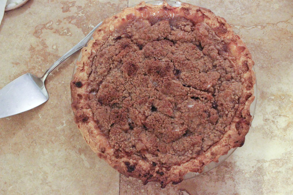 French Apple Pie