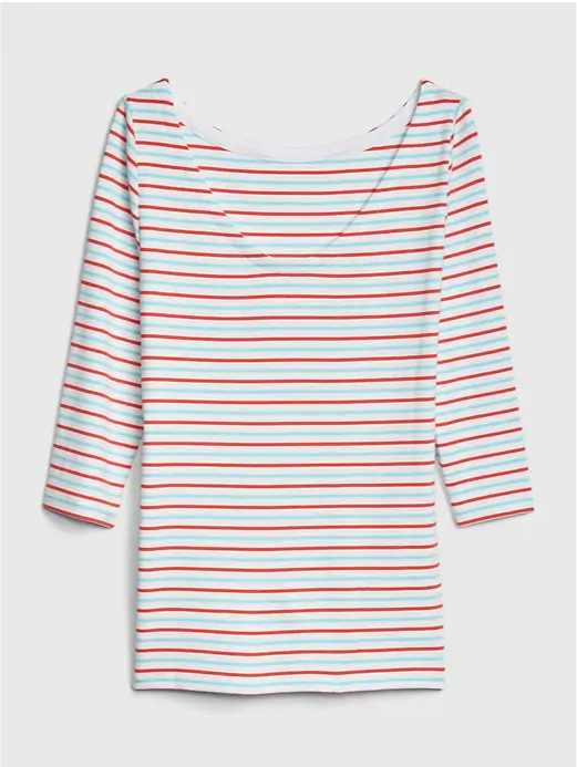 Gap striped ballet back shirt.png
